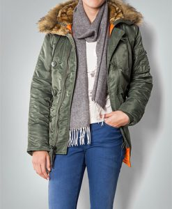 ALPHA INDUSTRIES Damen Jacke N3B VF 113007/01