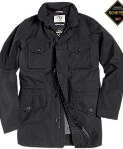 Aigle Jacke Summerlink noir D1531