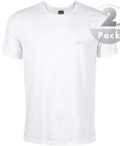 BOSS RH-Shirt 2er Pack white 50325405/100