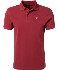 Barbour Sports Polo red MML0358RE95