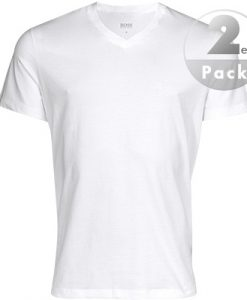BOSS V-Shirt 2er Pack white 50325401/100
