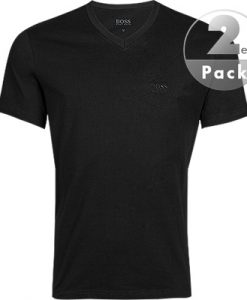 BOSS V-Shirt 2er Pack black 50325401/001