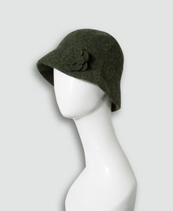 Barbour Damen Cloche Felted LHA0012GN11