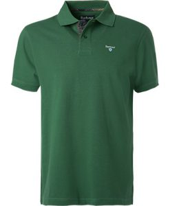 Barbour Polo-Shirt racing green MML0012OL72