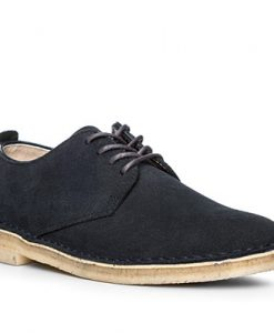 Clarks Desert London midnight suede 26122624G