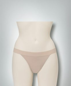 DKNY Classic Cotton Tailored Thong DK5004/LTS