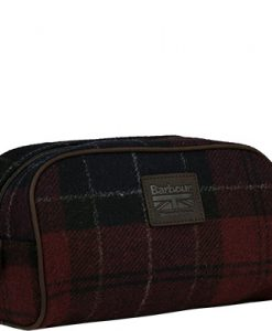 Barbour Shadow Washbag navy UBA0381NY95