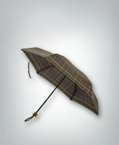 Barbour Handbag Umbrella tartan LAC0084TN11