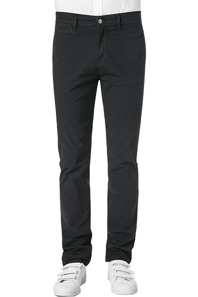 7 for all mankind Chino Slimmy schwarz JSU3V790BL