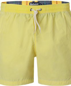 Barbour Badeshorts yellow MSW0018YE52