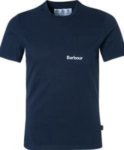 Barbour Abbey Tee navy MTS0553NY91
