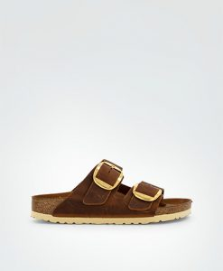 BIRKENSTOCK Damen Arizona Big cognac 1011073