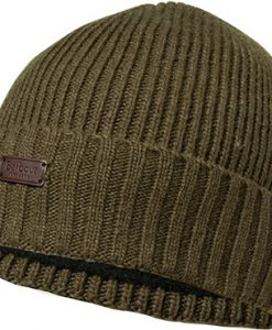 Barbour Beanie Carlton fossil MHA0449BE71
