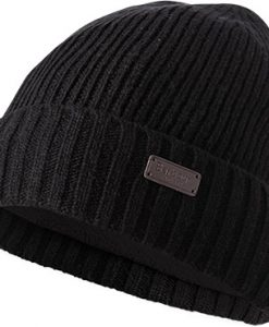 Barbour Beanie Carlton black MHA0449BK11