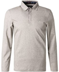 Barbour Polo-Shirt Dunnet grey marl MML1047GY52