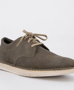 Clarks Forge Vibe olive suede 26149776