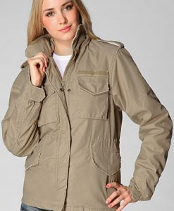 ALPHA INDUSTRIES Damen Jacke M65 103002/13